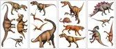 Roommates - Muursticker Dinosaurussen (16 stuks)