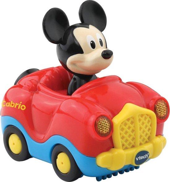 VTech Toet Toet Auto's Disney Edition Mickey Mouse - Speelfiguur