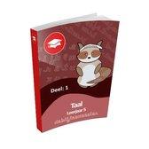 Oefenboeken De Bijlesmeester  -   Oefenboek Leerjaar 5 Taal - Deel 1