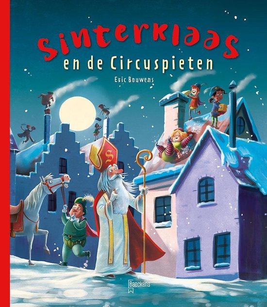 Sinterklaas en de circuspieten - Eric Bouwens |