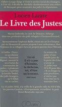 Omslag Le livre des Justes