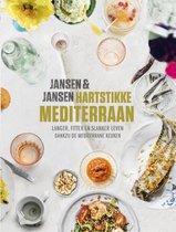 Boek cover Hartstikke mediterraan van Janine Jansen (Hardcover)