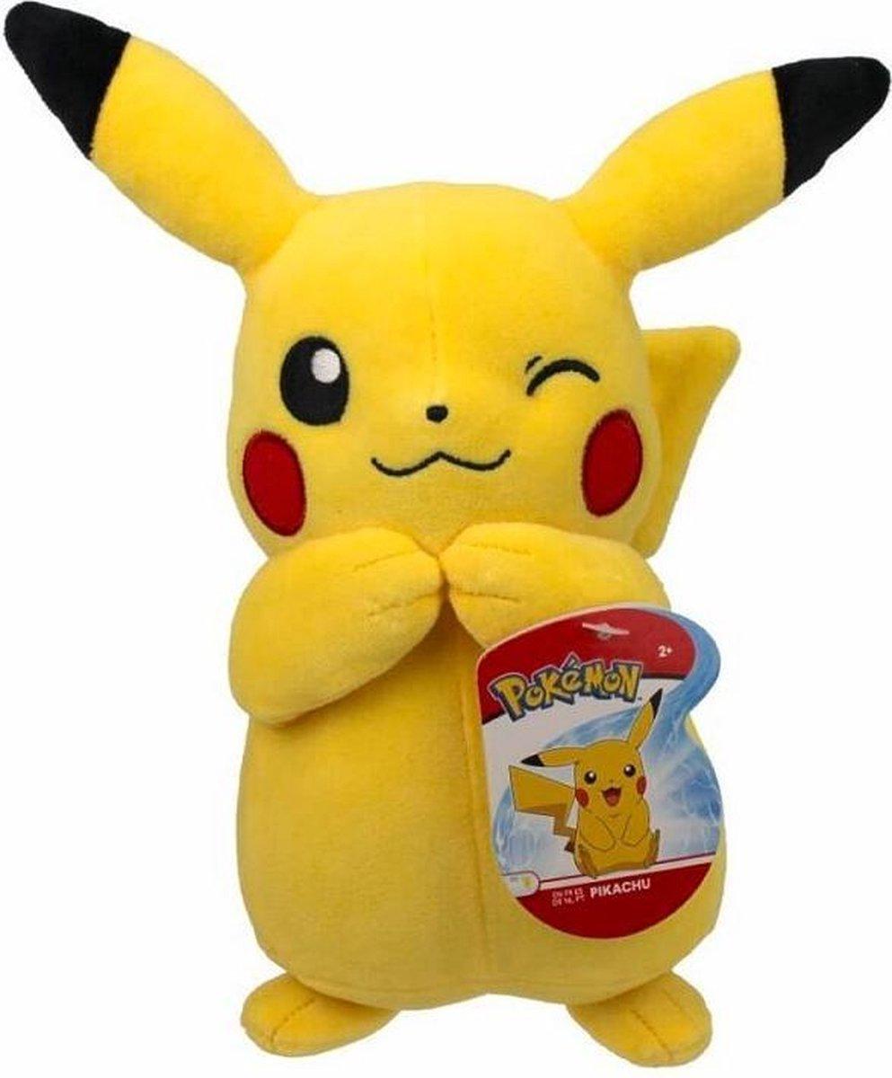 Pokemon - Plush 20 cm - Pikachu (95245)