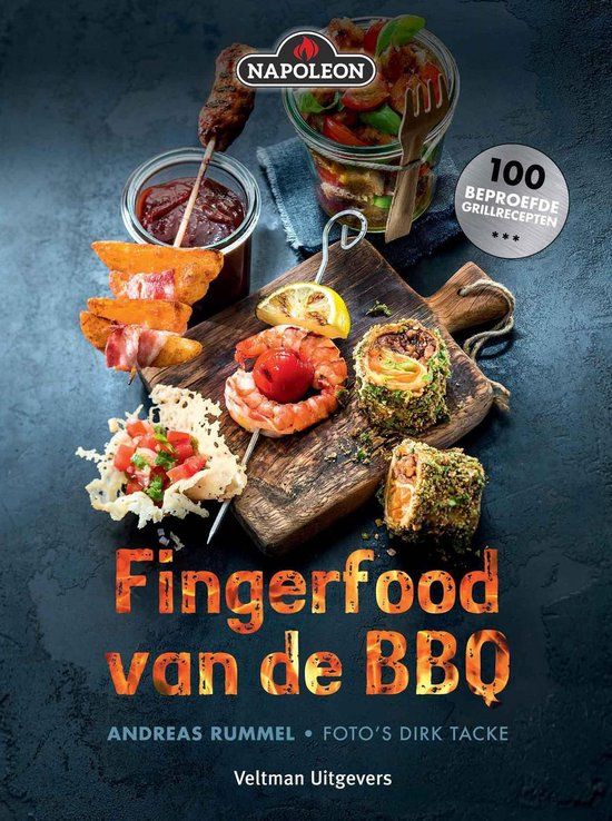 Fingerfood van de BBQ