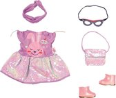 BABY born Deluxe Happy Birthday Outfit - 43cm