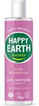 Happy Earth Pure Shower Gel Lavender Ylang 300 ml - 100% natuurlijk