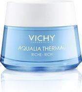 Vichy Aqualia Thermal Hydraterende Dagcrème Rijk - 50ml- droge huid