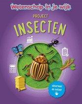 Wetenschap in je wijk  -   Project Insecten