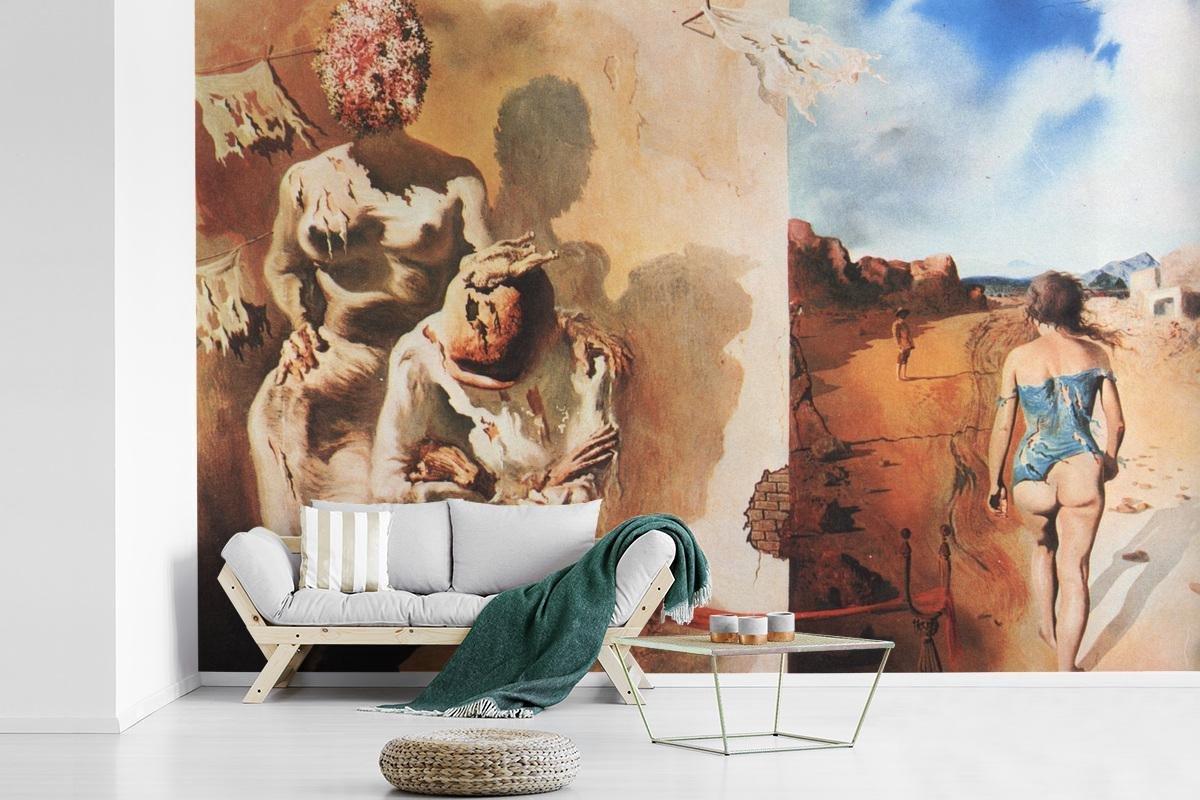 bol.com   Fotobehang Salvador Dali 3 - Wind paleis