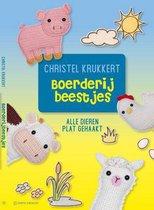 Forte Boek - Boerderijbeestjes Christel Krukkert