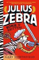 Omslag Julius Zebra 2 -   Bonje met de Britten