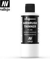 Vallejo 71161 Airbrush Thinner (200 ml) Verdunner
