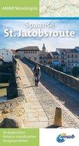 ANWB wandelgids - Spaanse St. Jacobsroute