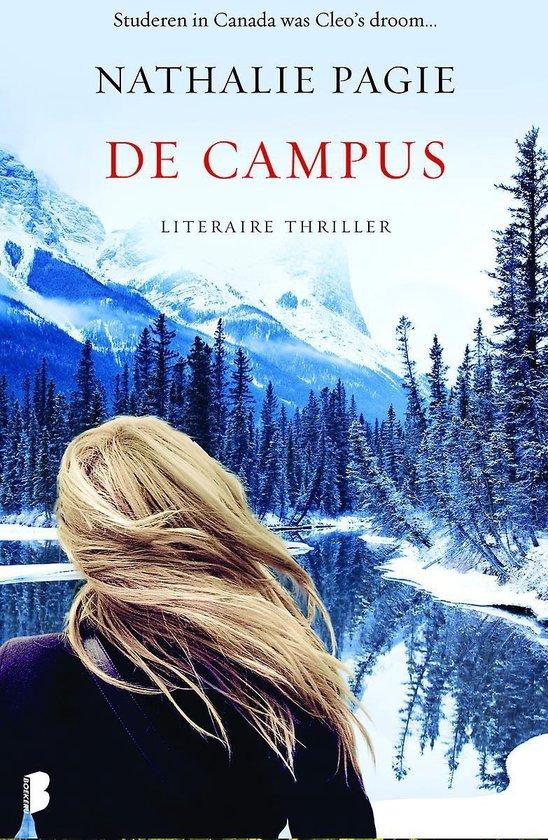Boek cover De campus van Nathalie Pagie (Paperback)