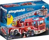 PLAYMOBIL City Action Brandweer ladderwagen - 9463