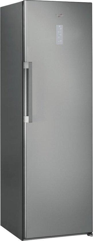 Koelkast: Whirlpool SW8AM2DXR2 - Luxe enkeldeur koelkast - Grote inhoud 364L - LED - A++ - Inox - Display, van het merk Whirlpool