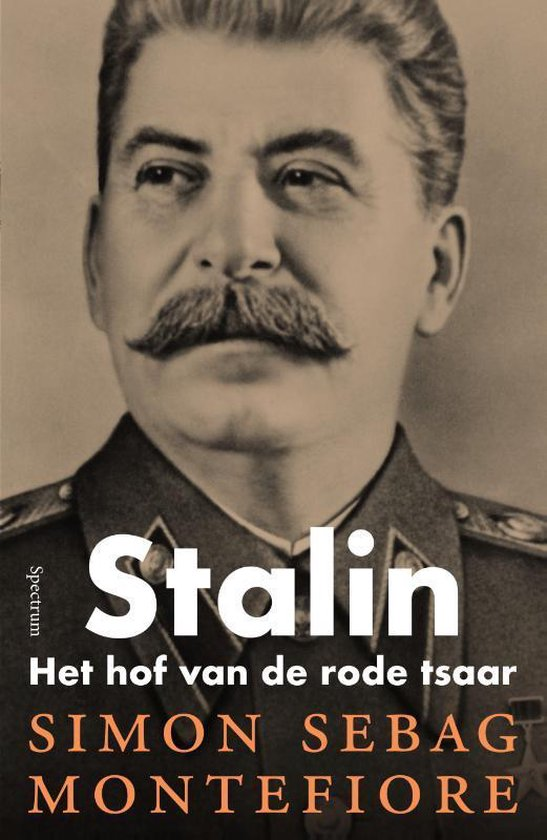 Boek cover Stalin van Simon Montefiore (Paperback)