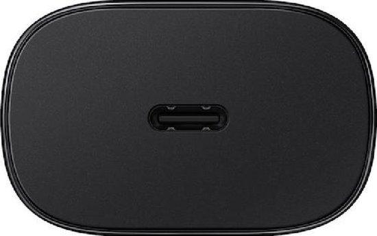 Samsung Universele USB-C adapter - Snellader (25W) - Zwart