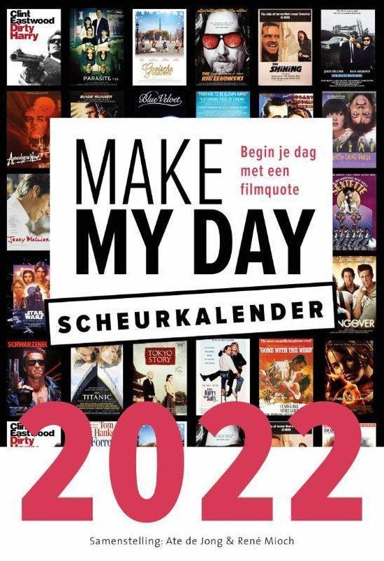 Film scheurkalender - Make My Day 2022