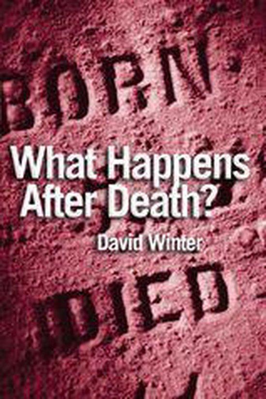 Omslag van What Happens After Death?