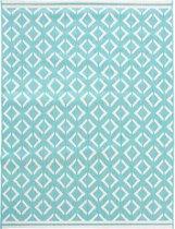 Alice's Garden Buitentapijt - binnen/buiten - Polypropyleen - 150x200 - Blauw