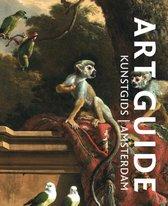 Kunstgids   Art Guide 2 -  Amsterdam editie 2021