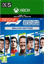 F1 2021: Deluxe Edition - Xbox Series X|S & Xbox One Download