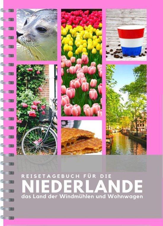 Reisetagebuch für Die Niederlande