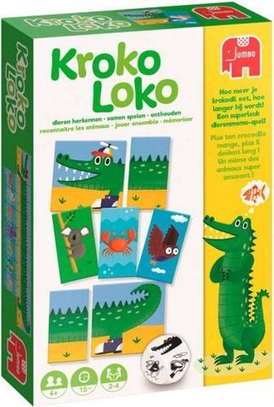 Afbeelding van het spel Kroko Loko Kinderspel