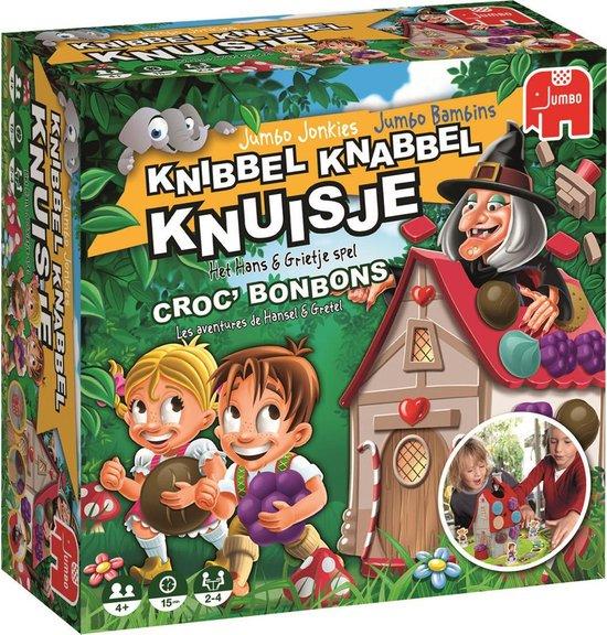 Afbeelding van het spel Knibbel Knabbel Knuisje NL/FR - Kinderspel