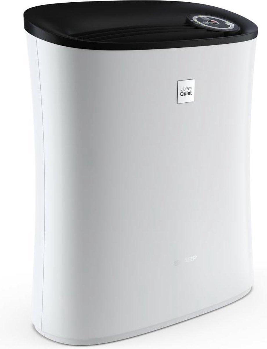 Sharp UA-PE30E-W HEPA Luchtreiniger – 21 m² – wit