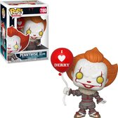 IT Chapter 2 - Bobble Head POP N° 780 - Pennywise with Balloon