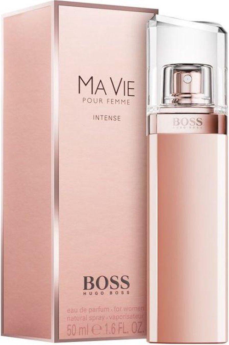 Bol Com Hugo Boss Ma Vie Intense 50 Ml Eau De Parfum For Women