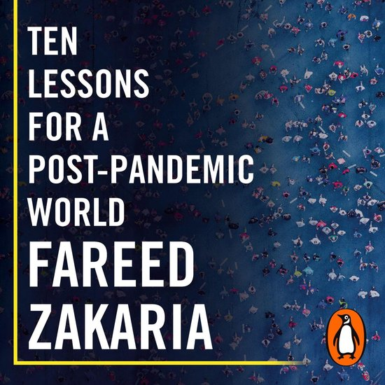Boek cover Ten Lessons for a Post-Pandemic World van Fareed Zakaria (Onbekend)