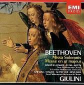 Beethoven: Missa Solemnis / Giulini, Harper, Baker, et al