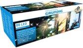 Grundig Kerstverlichting - 80 LED Lampjes voor Binnen en Buiten - 1132 cm - IP44 - Warm Wit