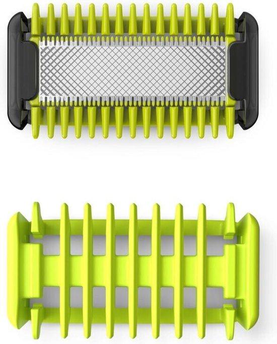Philips OneBlade QP610/50 - vervangmesje voor gezicht en lichaam - 1 stuk