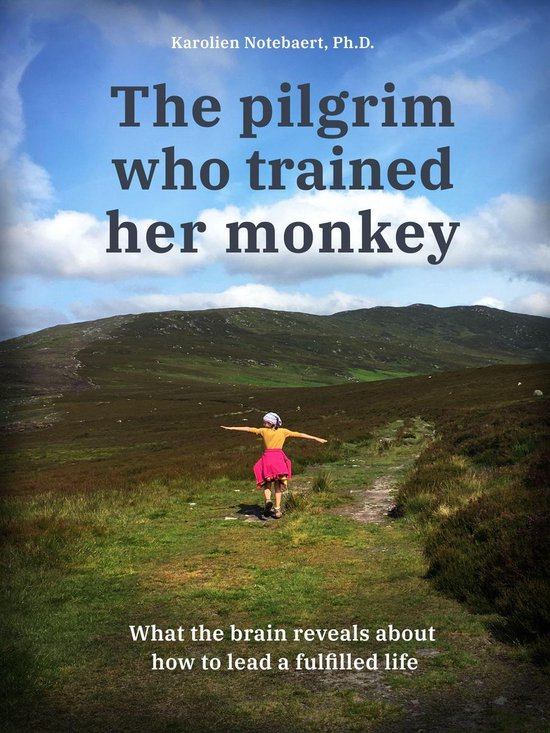 The pilgrim who trained her monkey