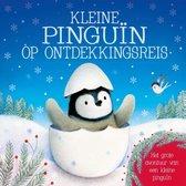 Kleine pinguïn op ontdekkingsreis