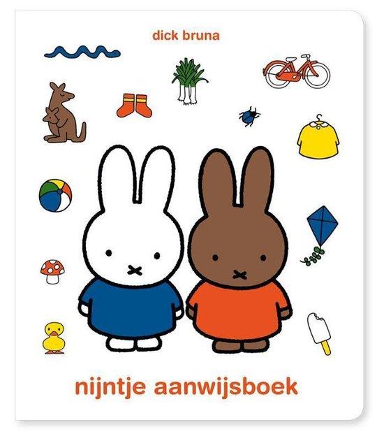 Boek cover Nijntje aanwijsboek van Bruna, Dick (Hardcover)