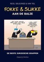 Boek cover Fokke & Sukke  -   Fokke & Sukke aan de balie van Reid (Hardcover)