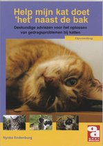 Omslag Over Dieren  -   Help, mijn kat doet 'het' naast de bak!
