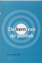 Boek cover De kern van de politiek van C. van der Eijk
