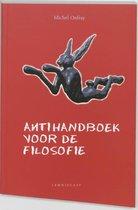 Lemniscaat levende filosofie  -   Antihandboek voor de filosofie