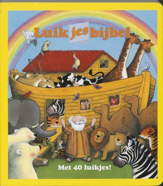 Boek cover Luikjesbijbel van S. Lloyd Jones (Hardcover)