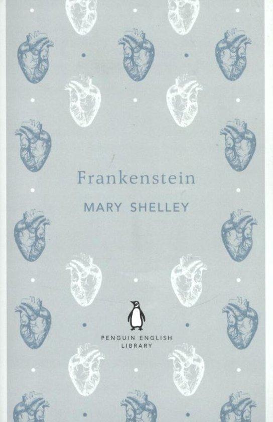 Omslag van Frankenstein