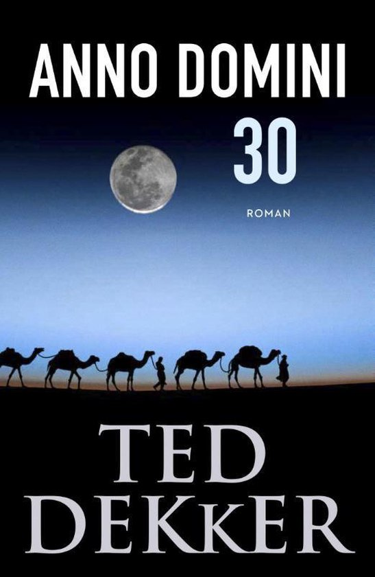 Boek cover Anno Domini 30 van Ted Dekker (Paperback)