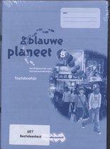 Boek cover De blauwe planeet 2e druk Toetsboekje 8 (set 5 ex) van N.v.t.