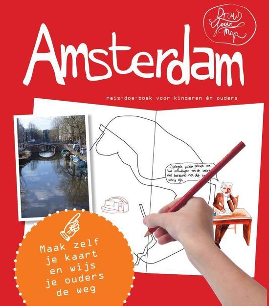 DrawYourMap  -   Amsterdam