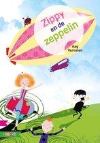 Zippy en de zeppelin. Bolleboos